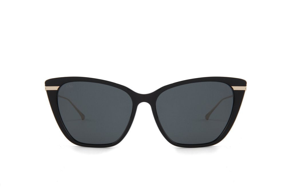 For Art's Sake French Kiss Cateye Sunglasses