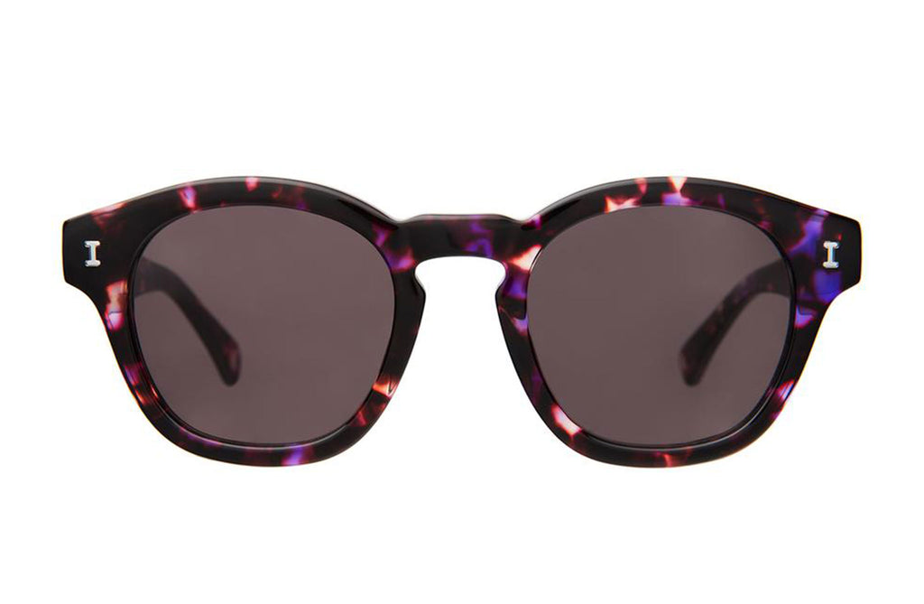 Illesteva Madison Round Sunglasses