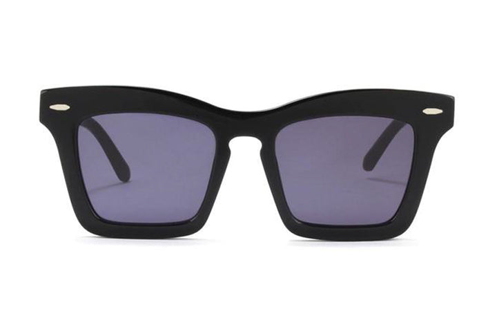 Karen Walker Banks Rectangular Sunglasses