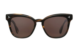 Oliver Peoples Marianela Cateye Sunglasses in Cocobolo Tortoise