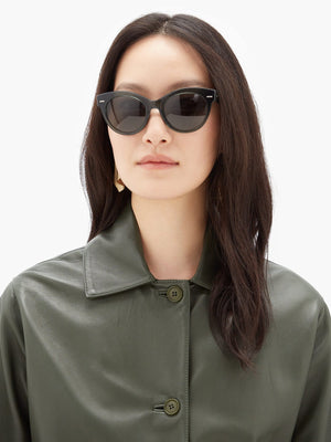 Oliver Peoples x The Row Georgica Oversized Sunglasses