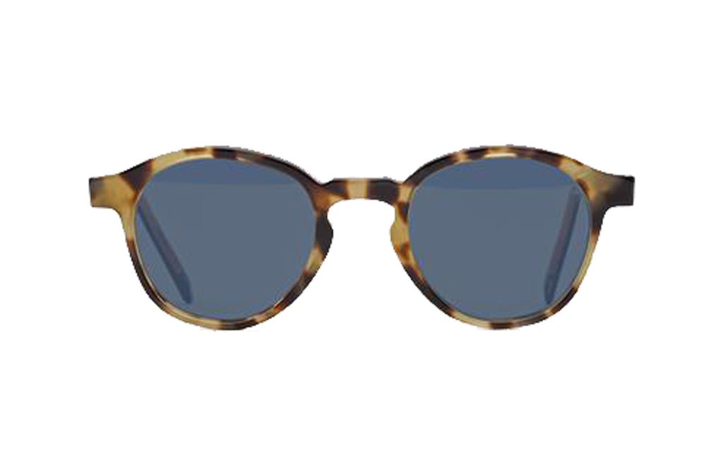 Retrosuperfuture The Iconic Series Tortoise and Blue Sunglasses