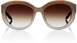 Barton Perreira Patchett Oversized Sunglasses