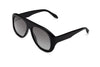 Victoria Beckham Power Frame Aviator Black Sunglasses