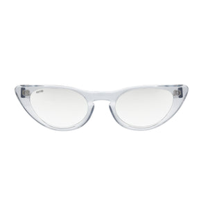 Kyme Viola Clear Sunglasses