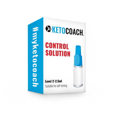 Control Solution - KetoCoach