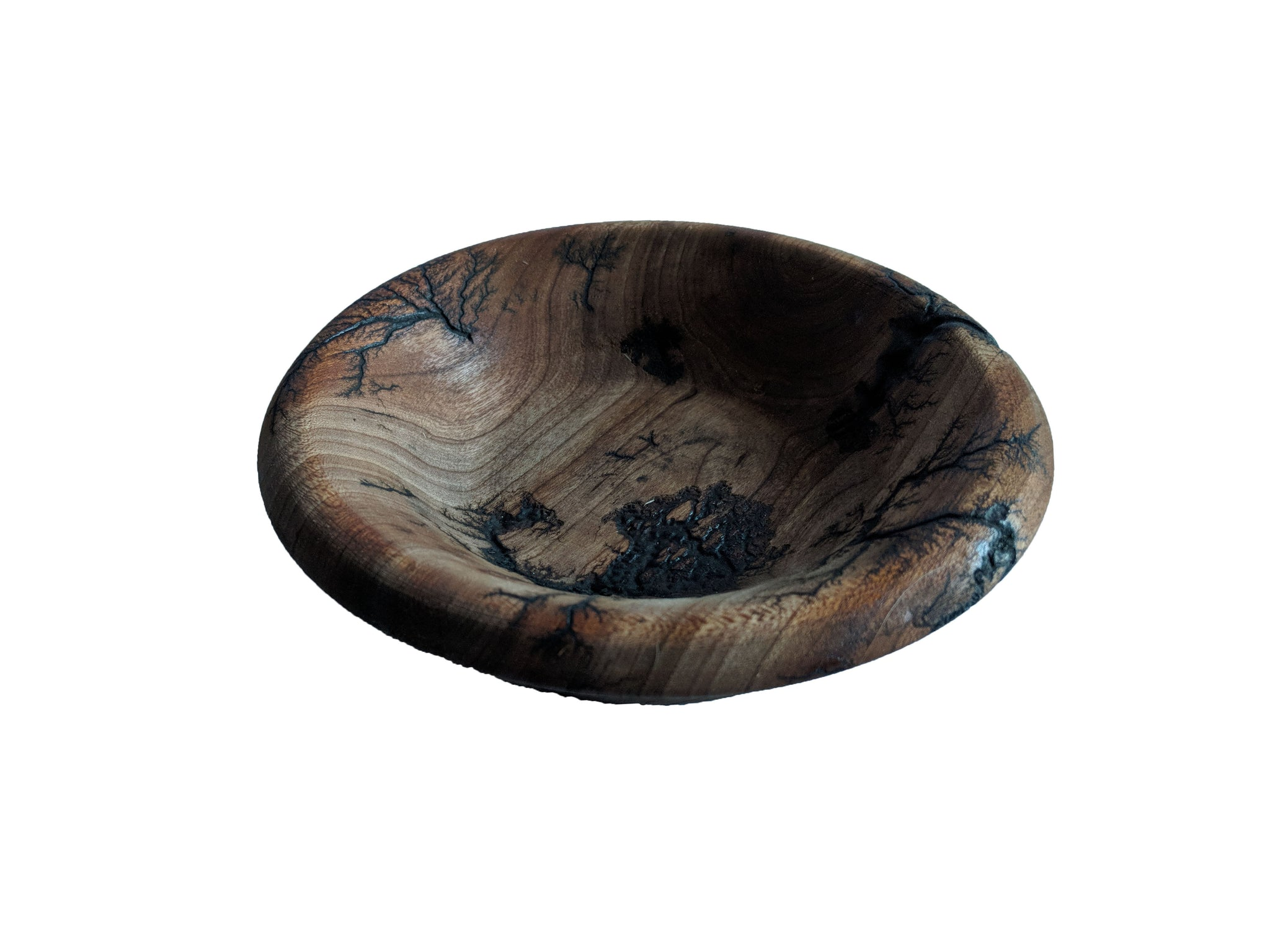 Electrocuted Cherry  Bowl - 6 inch diameter