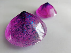 Gems- Resin - Set of 2