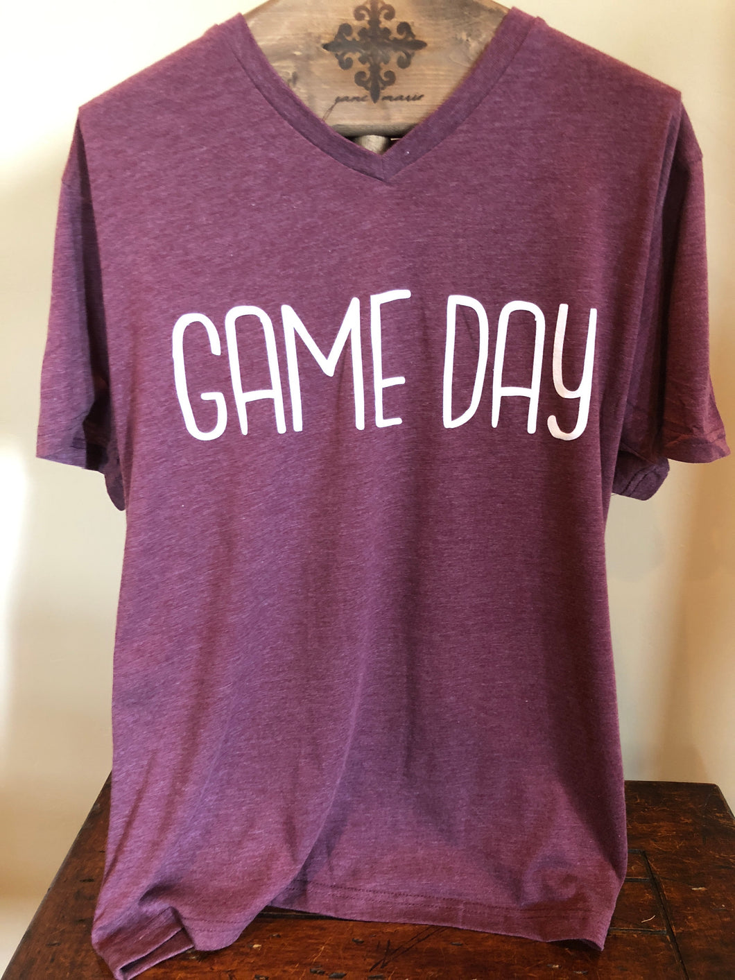 Maroon Game Day T-Shirt