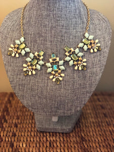 Elegant Jeweled Necklace