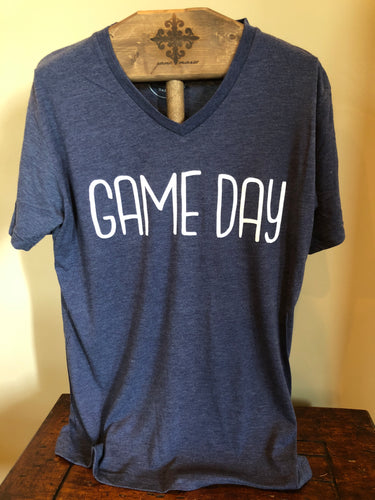 Navy Game Day T-Shirt