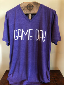 Purple Game Day T-Shirt