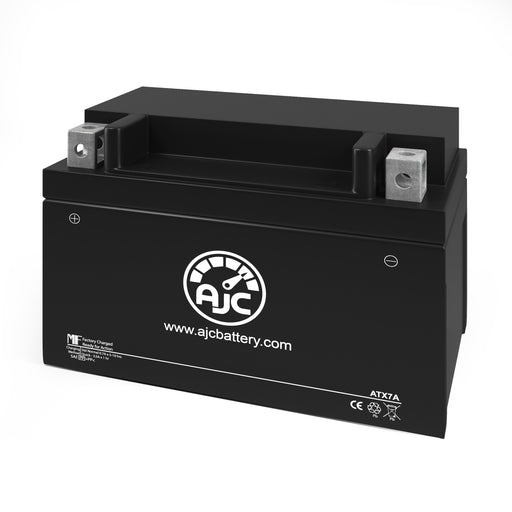 AJC® ATX7A Powersports Replacement Battery