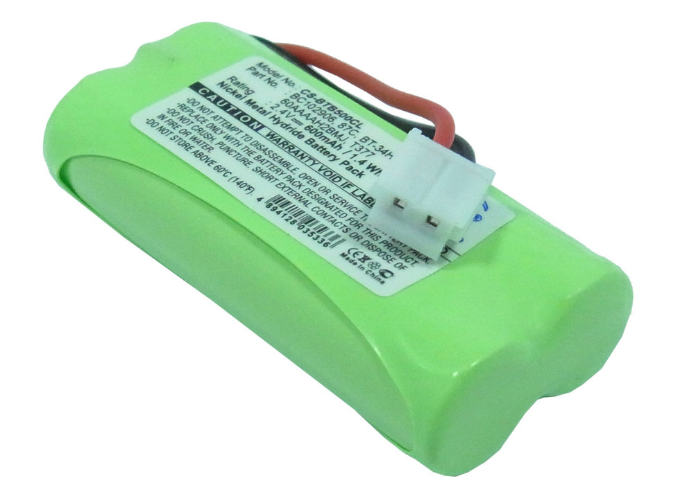 Uniross 87C BC102906 Replacement Battery