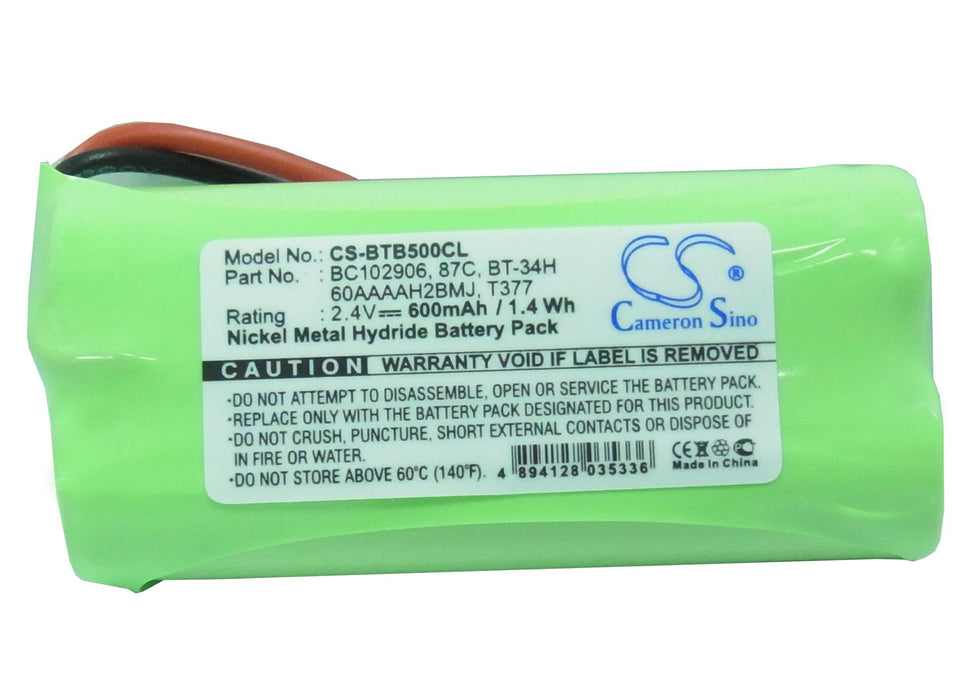 Uniross 87C BC102906 Replacement Battery-4
