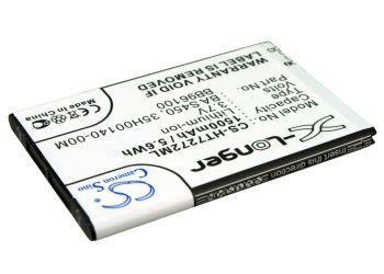 T-Mobile G2 1500mAh Replacement Battery-3