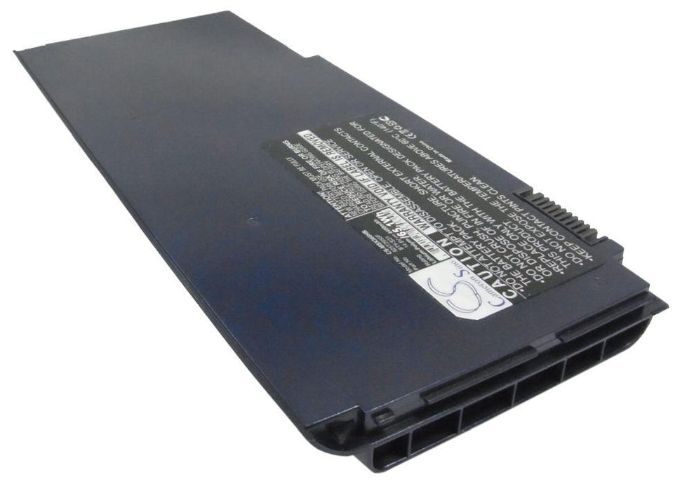 MSI X-Slim X-Slim X320 X-Slim X320-0 Blue 4400mAh Replacement Battery-2