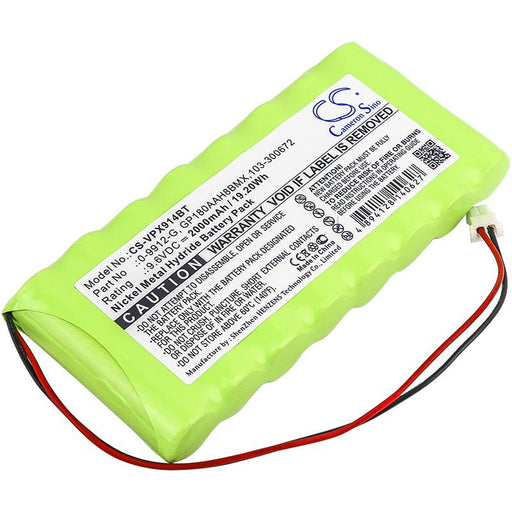 Visonic Powermax Pro Replacement Battery