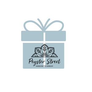 peyster street handcrafted jewelry gift card