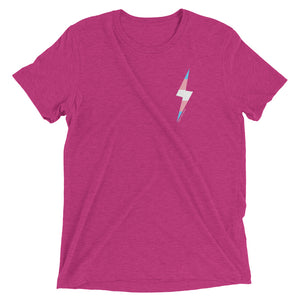 Trans Pride Lightning Bolt T-Shirt