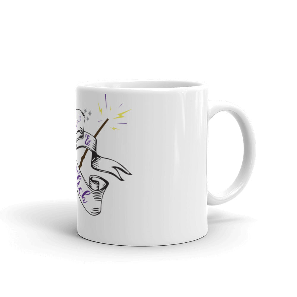 Swish & Flick Logo Mug