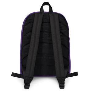 Swish and Flick Logo Backpack