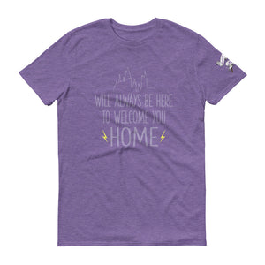 Hogwarts Will Always Be Here Short-Sleeve T-Shirt