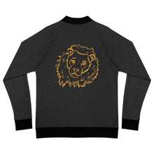 Lion Bomber Jacket