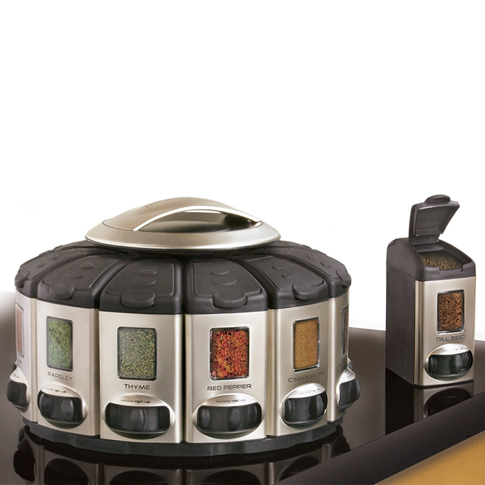 Select-A-Spice Carousel