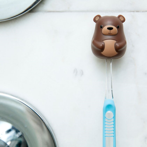 Bear Toothbrush Holder