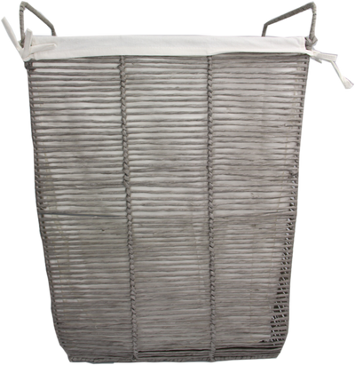 Paper Rope Basket With Liner Large