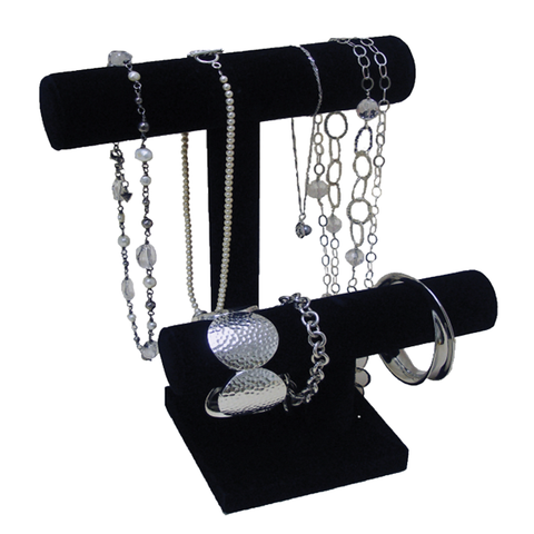 Two-Tier Jewelry Organizer