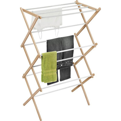 Wood Towel Drying Rack