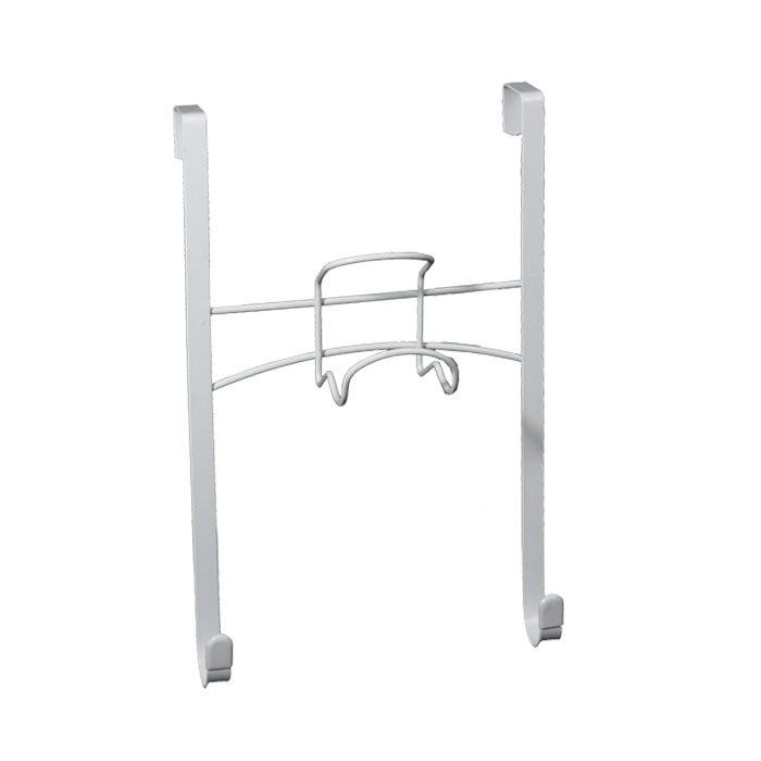 Iron & Board Holder Otd White