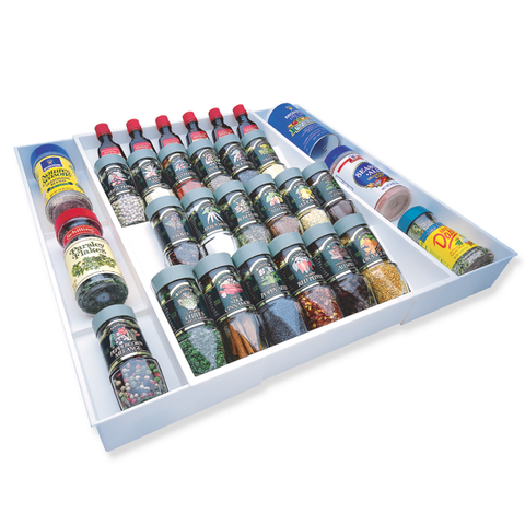 Essential Expandable Drawer Spice Rack
