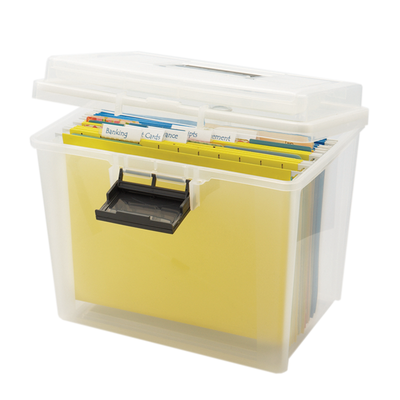 Watertight Handy File Box