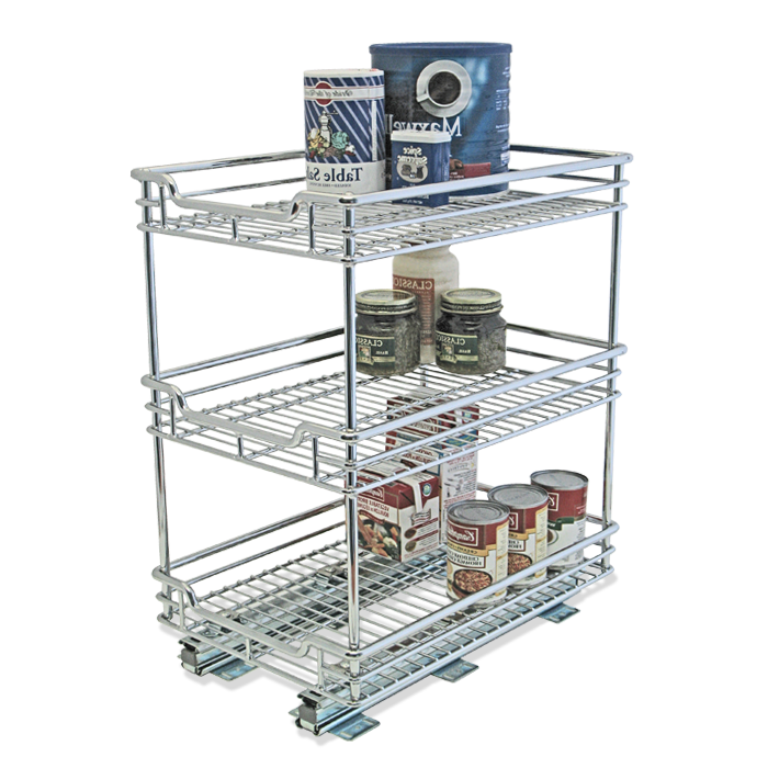 3 Tier Sliding Organizer