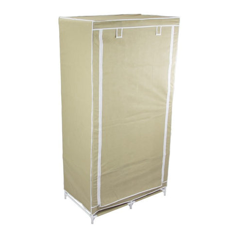 "34"" Covered Wardrobe"