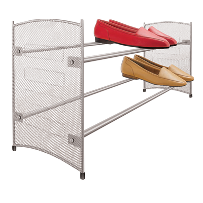 Stacking Mesh Shoe Rack