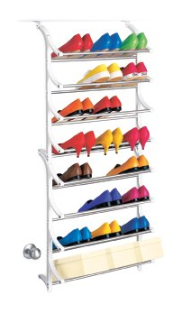 OTD 24 Pair Shoe Rack