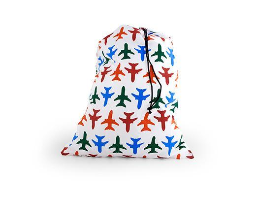 Planes Travel Laundry Bag