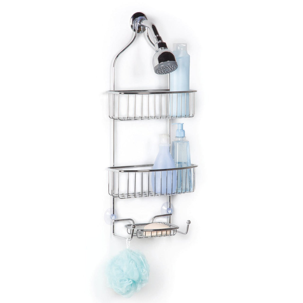 Windsor Shower Caddy In Chrome