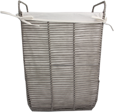Paper Rope Basket With Liner Medium