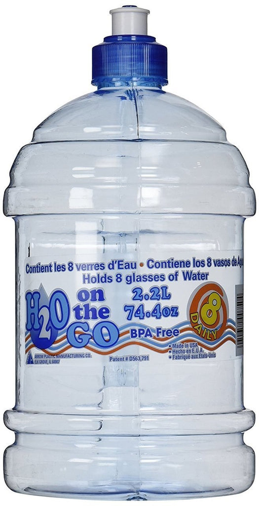 H20 On The Go Water Bottle