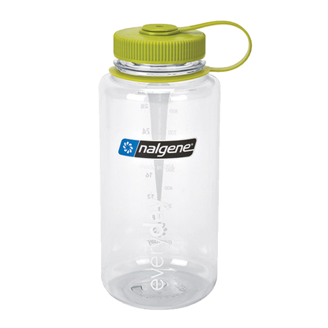 Athlete Measure Water Bottles