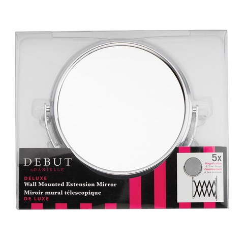 Danielle Wall Mount Extension Mirror