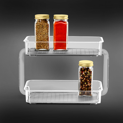 Two Level Spice Organizer