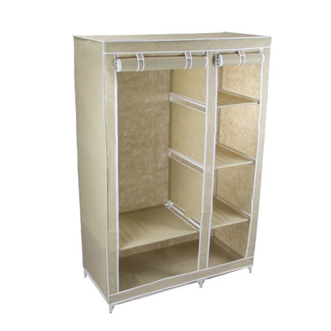"43"" Covered Wardrobe"