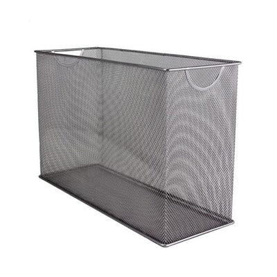 Table Top File Black Mesh