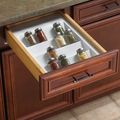 In Drawer Spice Insert